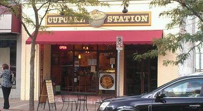 Photo of Cupcake Shop Cupcake Station at 116 E Liberty St, Ann Arbor, MI 48104, United States