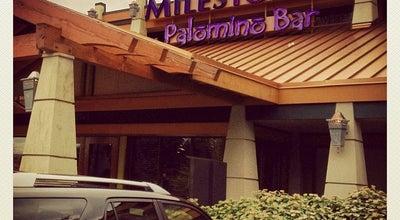 Photo of American Restaurant Milestones Grill & Bar at 2745 Barnet Hwy, Coquitlam, BC V3E 1K9, Canada