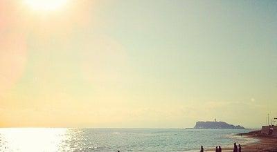 Photo of Beach 稲村ヶ崎海岸 at 稲村ガ崎, 鎌倉市 248-0024, Japan