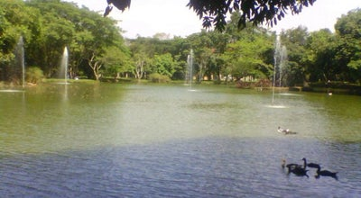 Photo of Lake Lago Univalle at cali, Colombia