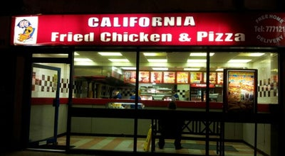 Photo of Fried Chicken Joint California Fried Chicken & Pizza at 343 Wallisdown Road, Poole, United Kingdom