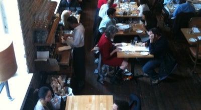 Photo of American Restaurant Salt House at 2 Shaw Aly, San Francisco, CA 94105, United States