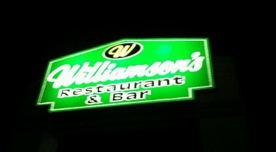 Photo of American Restaurant Williamson's Restaurant & Bar at 1490 W Maple St, New Lenox, IL 60451, United States