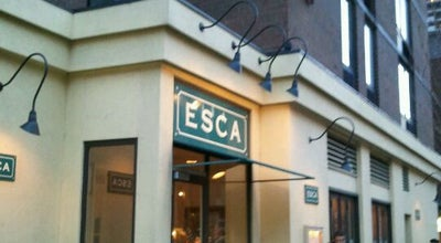 Photo of Seafood Restaurant Esca at 402 W 43rd St, New York, NY 10036, United States