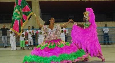 Photo of Arts and Entertainment G.R.E.S. Estação Primeira de Mangueira at R. Vde. De Niterói, 1072, Rio de Janeiro 20943-001, Brazil