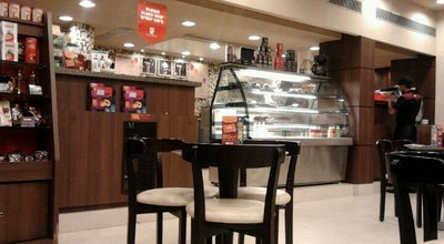 Photo of Cafe Cafe Coffee Day at Nside Crossword Book Store, Vadodara 390005, India