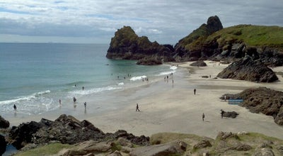 Photo of Beach Kynance Cove at Grade-ruan, Lizard Penisula, United Kingdom