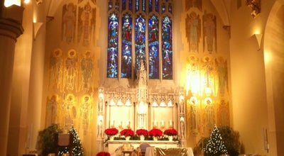 Photo of Church Holy Angels Church at 1322 Brown St, Dayton, OH 45409, United States