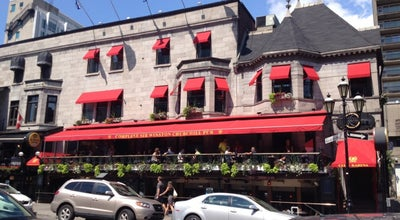 Photo of Bar Sir Winston Churchill Pub at 1459 Rue Crescent, Montréal, QC H3G 2B2, Canada