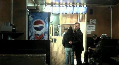 Photo of Pizza Place Pizzeria Ninwe at Albertinkatu 11, Oulu 90100, Finland