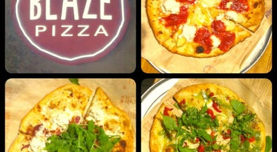 Photo of Pizza Place Blaze Pizza at 4255 Campus Dr, Irvine, CA 92612, United States