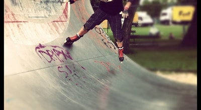 Photo of Skate Park Skatespot_Skate Park Jarun at City of Zagreb, Croatia