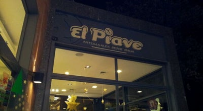 Photo of Ice Cream Shop El Piave at Sarmiento 440, Quilmes, Argentina