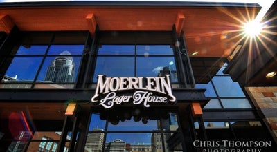 Photo of Gastropub Moerlein Lager House at 115 Joe Nuxhall Way, Cincinnati, OH 45202, United States