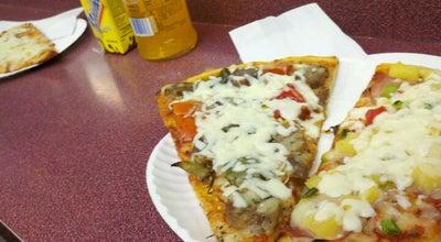 Photo of Pizza Place Roberto's Pizza at 1 Lackawanna Plz, Montclair, NJ 07042, United States