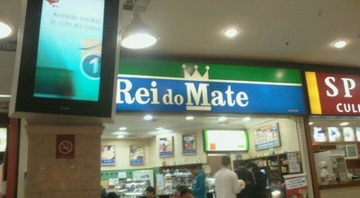 Photo of Tea Room Rei do Mate at Grand Plaza Shopping, Santo André 09080-500, Brazil