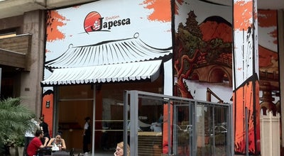 Photo of Sushi Restaurant Temakeria Japesca at R. Siqueira Campos, 1204, Porto Alegre 90010-001, Brazil