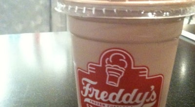 Photo of Burger Joint Freddy's Frozen Custard & Steakburgers at 8379 Agora Pkwy, Selma, TX 78154, United States