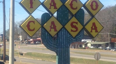 Photo of Taco Place Taco Casa at 619 Mcfarland Blvd, Northport, AL 35476, United States