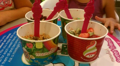 Photo of Ice Cream Shop Menchies at 7308 Miami Lakeway S, Miami Lakes, FL 33014, United States