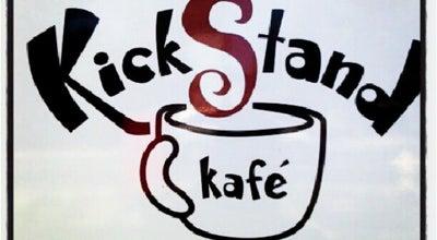 Photo of Coffee Shop KickStand Kafé at 719 N Humphreys St, Flagstaff, AZ 86001, United States