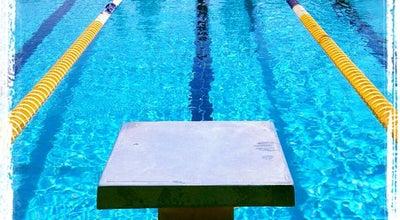 Photo of Pool Ολυμπιακό Συγκρότημα Γουδίου - Κολυμβητήριο at Ε. Κοκκινοπούλου, Αθήνα 115 27, Greece