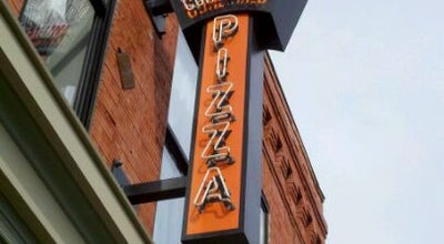 Photo of Pizza Place Marco's Coal Fired Pizzeria at 2129 Larimer Street, Denver, CO 80205, United States