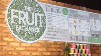 Photo of Juice Bar The Fruit Exchange at 103 Deansgate, Manchester, United Kingdom