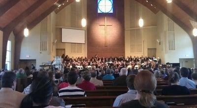 Photo of Church Asbury United Methodist Church at 980 Hughes Rd, Madison, AL 35758, United States