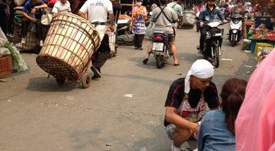 Photo of Farmers Market กาดเมืองใหม่ (Mueang Mai Market) at Wang Sing Kam Rd., Mueang Chiang Mai 50300, Thailand
