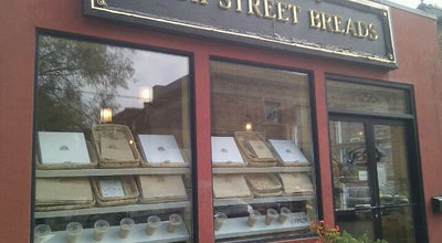 Photo of Bakery Brick Street Breads at 255 Logan Ave., Toronto, Ca, Canada