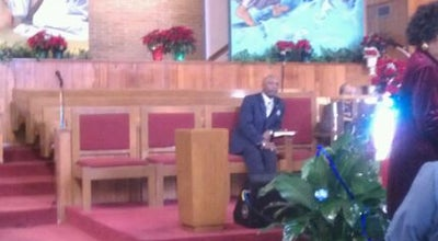 Photo of Church Saint's Home COGIC at 833 E 21st Ave, Gary, IN 46407, United States