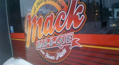 Photo of BBQ Joint Mack Bar-B-Que at Tartu Mnt 63, Tallinn 10115, Estonia