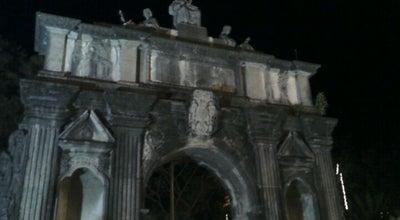 Photo of Historic Site Arch of the Centuries at Araullo Drive, University Of Santo Tomas Campus, España Blvd., Sampaloc, Manila, Philippines
