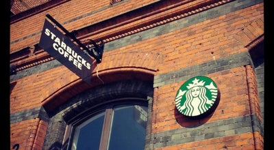 Photo of Coffee Shop Starbucks at Skeppsbron 1, Malmö 211 20, Sweden
