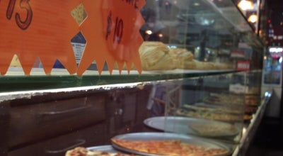 Photo of Pizza Place Pizza Rustica at 817 2nd Ave, New York, NY 10017, United States