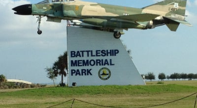 Photo of History Museum USS Alabama Battleship Memorial Park at 2703 Battleship Pkwy, Mobile, AL 36602, United States