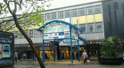 Photo of Mall Westgate Shopping Centre at Danestrete, Stevenage SG 1 1, United Kingdom