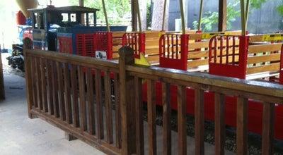 Photo of Park Hattiesburg Zoo Train Depot at Hattiesburg, MS, United States