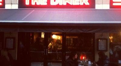 Photo of American Restaurant The Diner at 18 Gaton Street, London W1F 7BU, United Kingdom