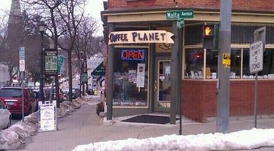 Photo of Coffee Shop Coffee Planet at 100 Milton Ave, Ballston Spa, NY 12020, United States