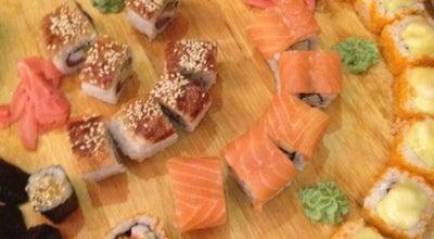Photo of Sushi Restaurant Кук-си каби at Шелковичная Ул., 12, Саратов 410017, Russia