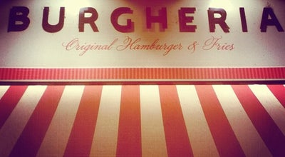 "Photo of Burger Joint Burgheria 01 ""Original Hamburger & Fries"" at Via Delle Rosine 1/h, Torino 10123, Italy"