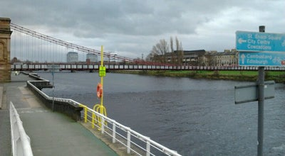 Photo of River River Clyde at The Clyde, Glasgow, United Kingdom