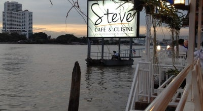 Photo of Thai Restaurant Steve Cafe & Cuisine (สตีฟ คาเฟ่ แอนด์ ครุยซีน) at 68 Soi Si Ayutthaya 21, Dusit 10300, Thailand