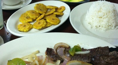 Photo of Caribbean Restaurant Mangú café at 2007 W 62nd St, Hialeah, FL 33016, United States