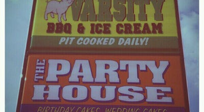 Photo of BBQ Joint Varsity BBQ & Ice Cream at 1907 S Cannon Blvd, Kannapolis, NC 28083, United States