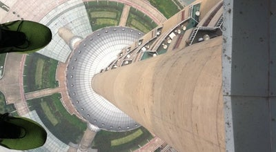Photo of Monument / Landmark 东方明珠塔 | Oriental Pearl Tower at 1 Century Ave, Shanghai, Sh 200120, China