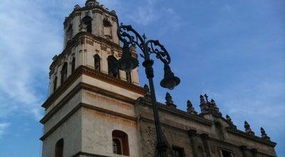 Photo of Church Iglesia de Coyoacán at Mexico