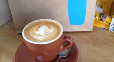 Photo of Coffee Shop Blue Bottle Coffee at 315 Linden St, San Francisco, CA 94102, United States